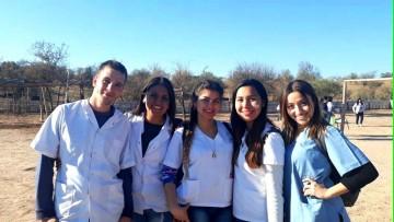 Estudiantes de Enfermería: promoción y protección de la salud de niños y niñas de Lavalle
