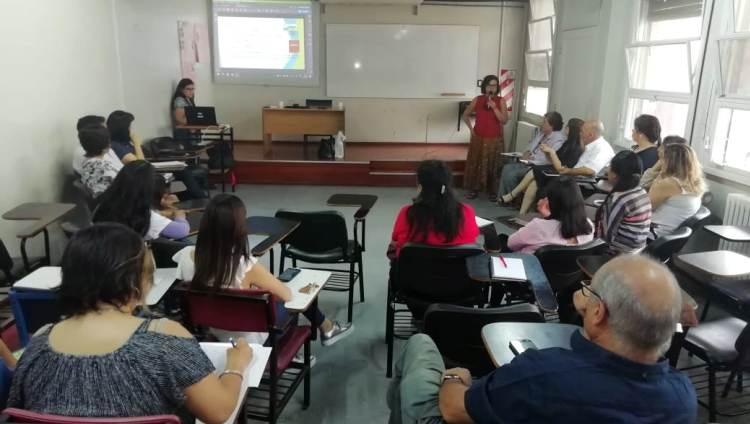 Organizamos un encuentro sobre Enfermería, Salud Pública y Extensión con la UFRJ Brasil