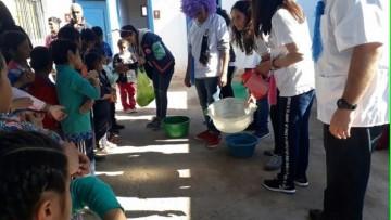 Charla acerca de prácticas socio-comunitarias como vínculo de docencia y extensión