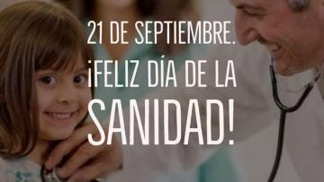 El 21 de septiembre festejamos el Día de la Sanidad