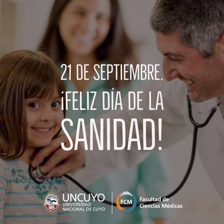 Brindamos por este aniversario, en el que los trabajadores de la salud festejan sus profesiones y la posibilidad de asegurar a sus pacientes el ejercicio pleno de sus derechos a la salud.