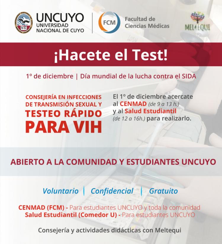 ¡¡Hacete el test!!
