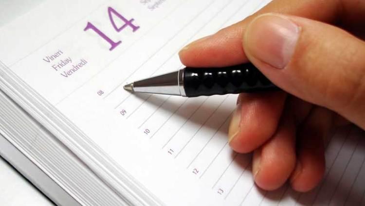 Comunican fechas de exámenes pendientes de la Licenciatura en Higiene y Seguridad
