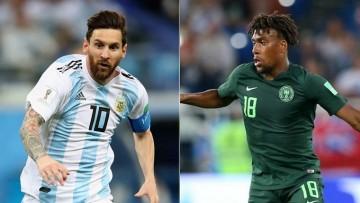 Argentina vs. Nigeria podrá verse en el Aula Cicchitti