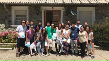 Estudiantes de Medicina ya cumplen con su estancia formativa en el Balseiro