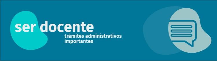Procedimientos y trámites administrativos importantes
