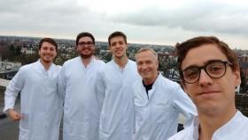Nuestros estudiantes haciendo experiencia: un semestre en Alemania