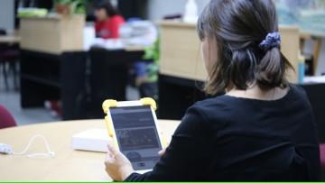 Biblioteca FCM presta tablets, habilita computadoras y dispone servicios para favorecer la virtualidad