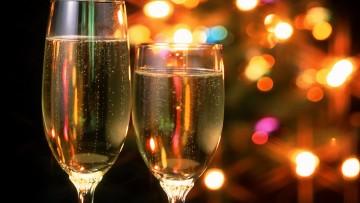 Instantáneas del brindis de fin de año en la FCM: saludos y buenos deseos en familia