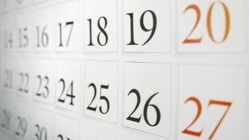 Días y horarios de acceso al edificio de FCM durante el receso veraniego