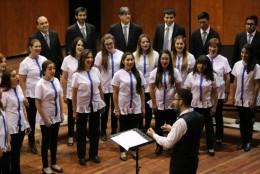 Coro Facultad Ciencias Médicas (Director: Pedro Garabán)