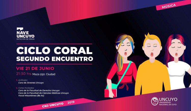 2º Encuentro Coral UNCUYO