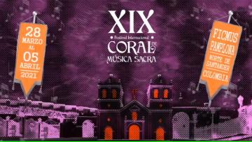 El Coro FCM participa del XIX Festival Internacional Coral de Música Sacra de Pamplona, Colombia