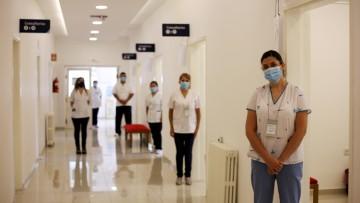 Quedó inaugurado el Vacunatorio del CUSFyC FCM y ya empezó a inmunizar a personas con turno