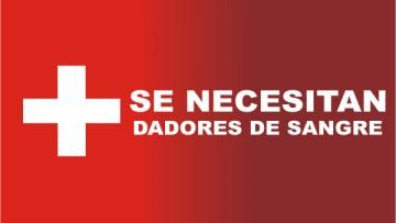 Se requieren dadores de sangre para nuestro compañero Javier Tejada