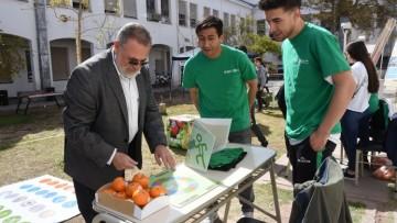 Participamos del Circuito itinerante para cuidar la salud de la UNCUYO