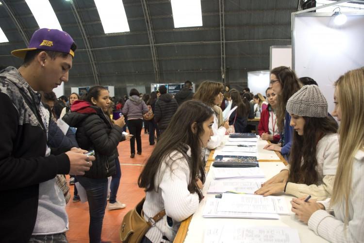 La Expo Educativa de todas las carreras universitarias de Mendoza, en la UNCuyo