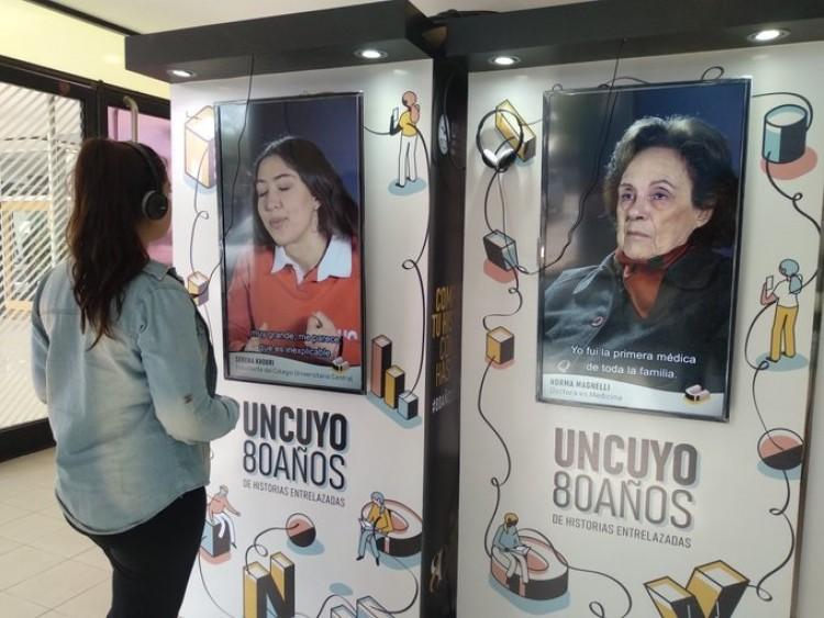 UNCUYO: 80 años de historias entrelazadas, y una de ellas es la de Norma
