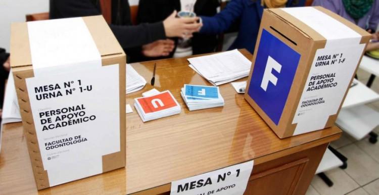 Elecciones 2018: se oficializaron las fórmulas para elecciones generales y particulares