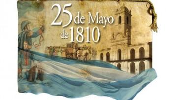 La FCM invita a festejar comunitariamente la Fiesta Patria del 25 de mayo.