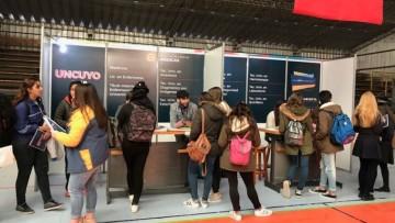 Largó la Expo Educativa, con presencia de la FCM