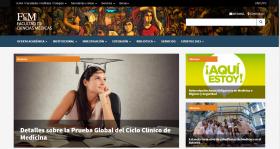 La web de la FCM