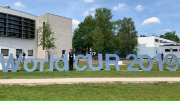 Feres Mocayar se alzó con el premio a la mejor investigación en la categoría Salud del World CUR 2019