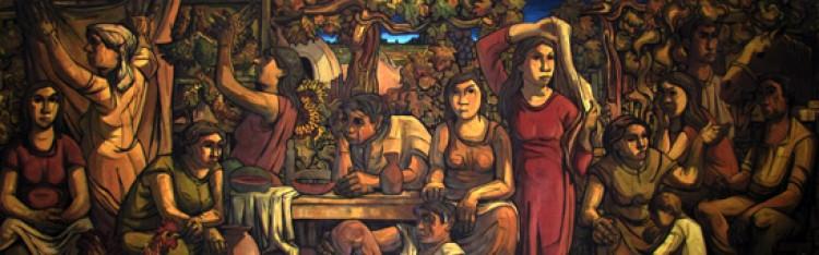 Nuestro mural de Azzoni