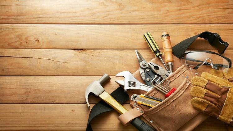 """Curso: """"Trabajo en alturas - Uso y cuidado de herramientas manuales - Orden y limpieza """""""