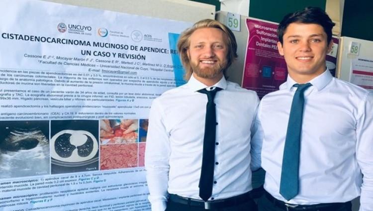 Publicación científica de la FCM destacada por la Sociedad de Biología de Cuyo (SBCuyo)
