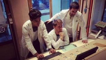 Estudiantes de Medicina cumplieron su estancia formativa en el Balseiro