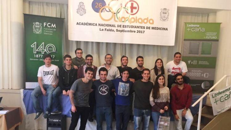 Magnífica participación de la FCM en las XXVI Olimpíadas Académicas Nacionales de Medicina