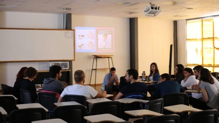 Se celebraron el primer Seminario y un Taller para estudiantes, sobre violencia, género y salud pública