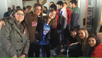 Fin de Semana olímpico para estudiantes nacionales de PFO