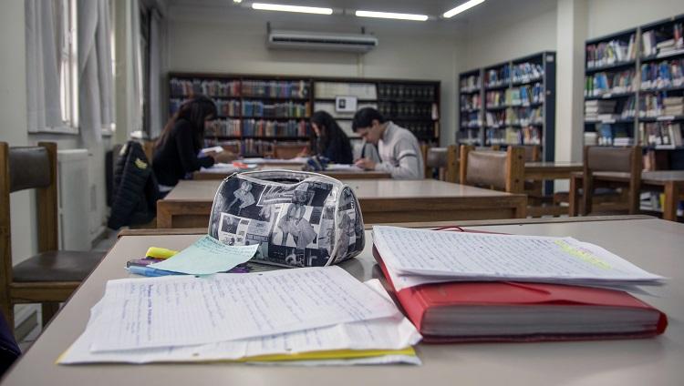 Feliz día Bibliotecarios/as