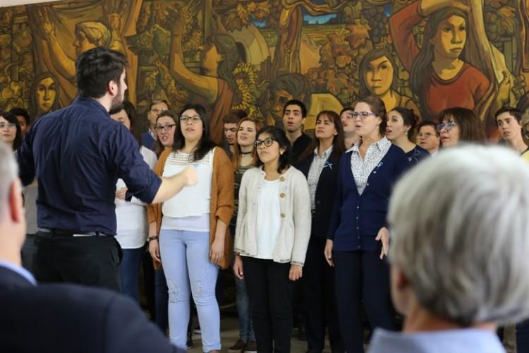 Nuestro coro participó del 2º Encuentro del Ciclo Coral UNCUYO