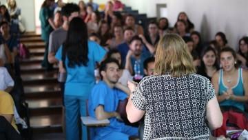 120 estudiantes de la FCM se preparan para prevenir en ITS