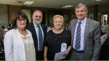 Una egresada de Enfermería Universitaria de FCM recibe la distinción María Elisa Norton