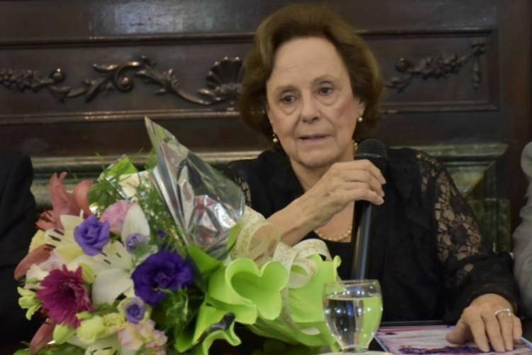 Norma Magnelli, divisa de la FCM y mujer protagonista, será Ciudadana Ilustre de Mendoza