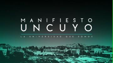 """El decano Miatello abre el ciclo de tv """"Manifiesto UNCUYO"""", esta tarde por Señal U"""