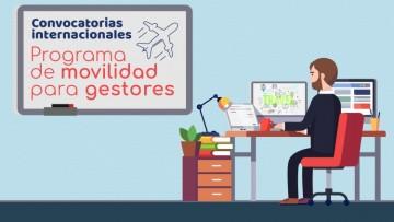 Convocatoria de Movilidad para gestores