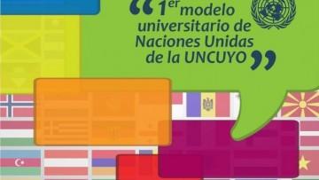 Primer Modelo Universitario de Naciones Unidas UNCUYO - OAJNU