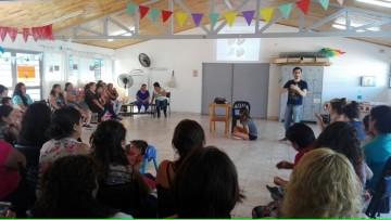 Último encuentro 2017 para el proyecto saludable para mujeres rurales de Lavalle