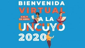 Ingresantes a primer año tendrán una Bienvenida virtual