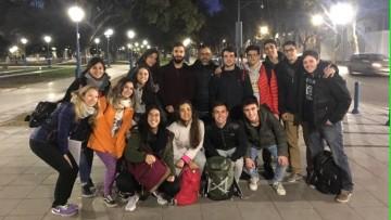 Nuestra delegación partió a las XXVIII Olimpíadas Académicas Nacionales de Medicina de Córdoba