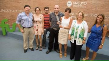 Felicitamos a nuestros/as premiados/as con los FUNC 2017: Dr. Gustavo Kent