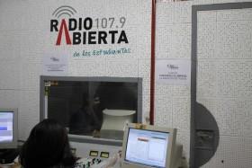 El placer de hacer radio en la FCPyS
