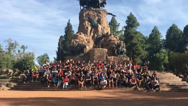 Estudiantes de 1° año de la FCM dieron inicio al cronograma de PAF