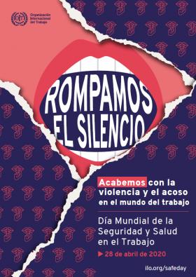 La violencia y el acoso en el mundo del trabajo