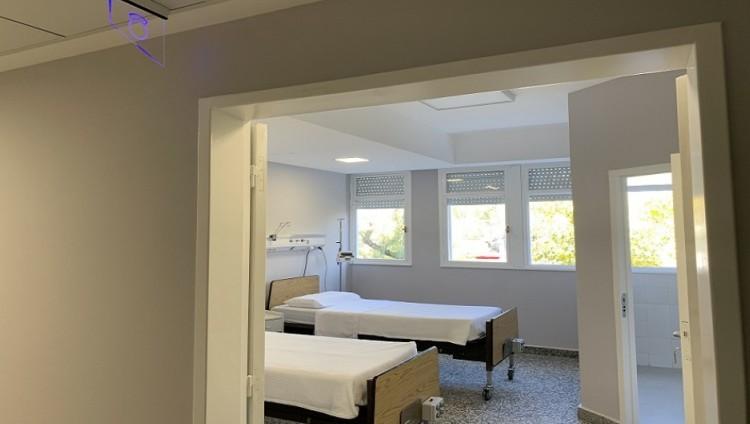 Se inauguró la Sala de Internación del Hospital Universitario